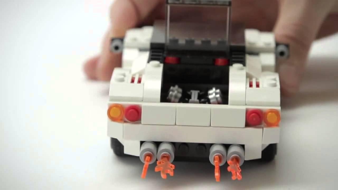 Lego 174 Creator Cool Cars Youtube