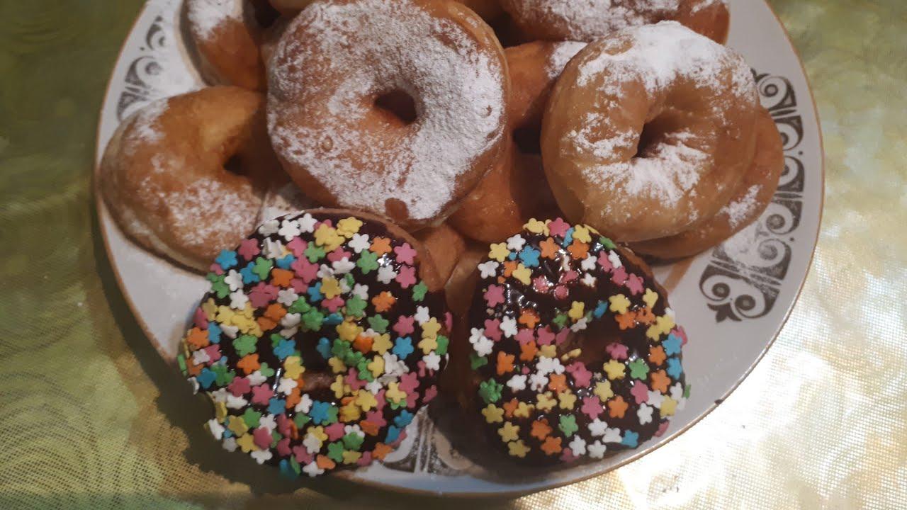 александр селезнёв рецепты пончиков