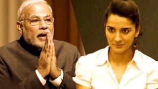 Shruti Seth Fights Modi