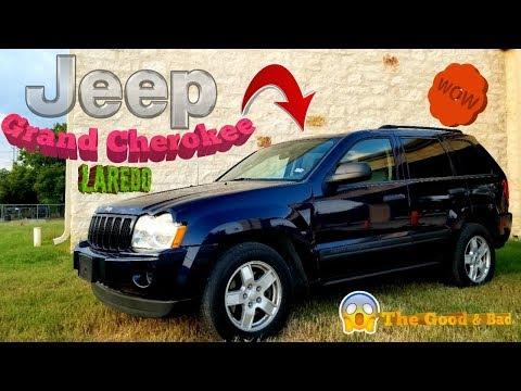 Jeep Grand Cherokee Laredo 2005 Review