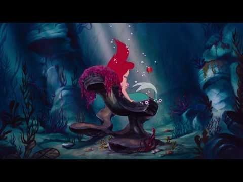 disney the little mermaid under the sea norwegian