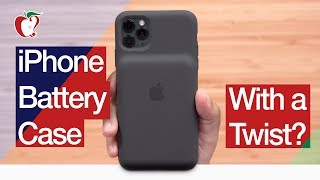 Download The iPhone 11 Smart Battery Case With a Twist? Mp3 and Videos