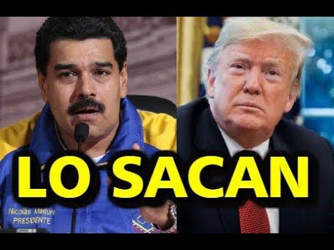 ¡ULTIMO MINUTO! SE VA NICOLAS MADURO - SALE DE LA PRESIDENCIA DE VENEZUELA
