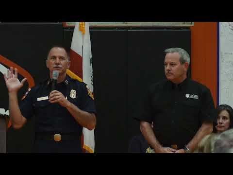 Community Meeting on Santa Rosa/Sonoma County Fires