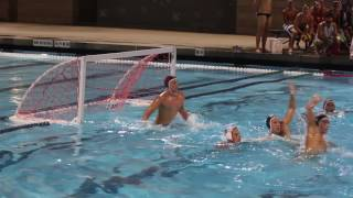 Jacob Walker Water Polo Goalie 2016 Highlights
