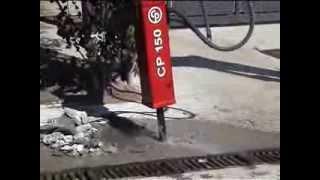 Nasıl çalıştıklarını CP Rig-mount Hidrolik Kırıcılar - Animasyon