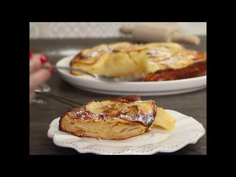 """gâteau-invisible-aux-pommes,-magique-et-délicieux---croq""""kilos"""
