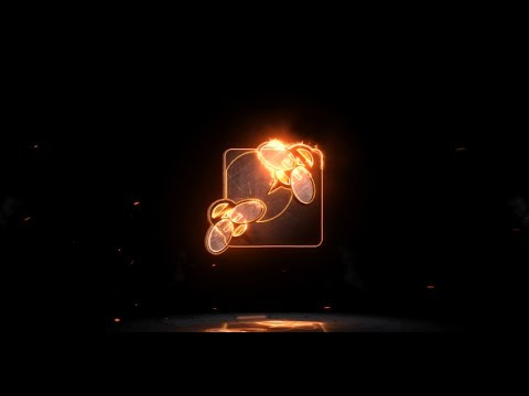 Epic Fire Logo | After Effects template