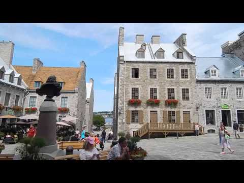 Explore Quebec City 2015