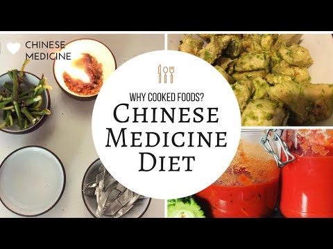 Why eat mostly cooked foods? The Chinese Medicine Podcast with Marie Hopkinson