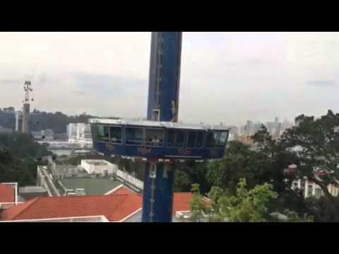 Singapore Cable Car Ride