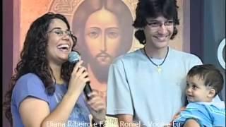 Eliana Ribeiro e Fábio Roniel - Palestra Você e Eu