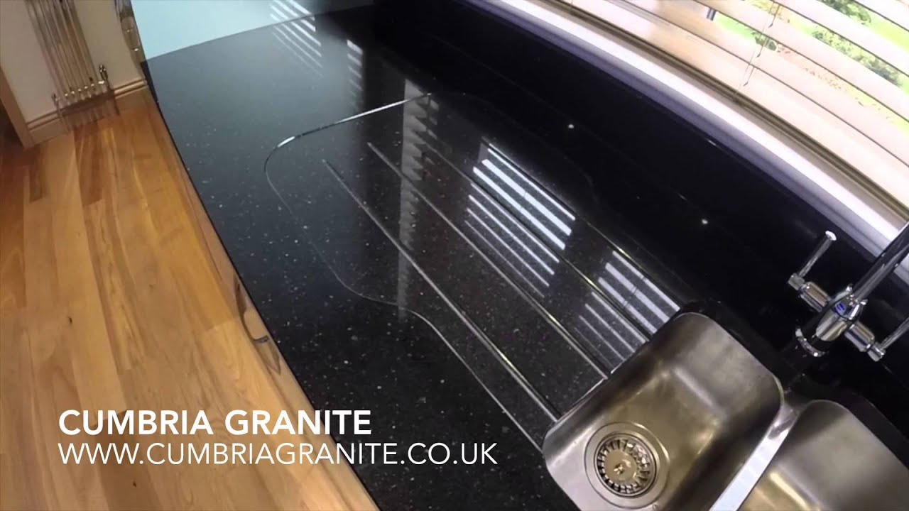 Cumbria Granite   Nero Cosmos Granite
