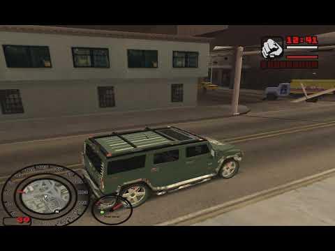 Gta San Andreas Armenian Mod Hummer