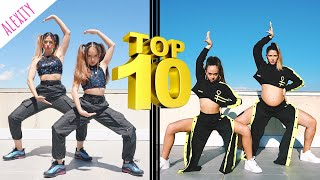 DANCE - RANKING TOP 10 - 2019 - FAMILY GOALS