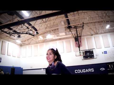 Plainfield South High School Cheer Hype Video - 2018