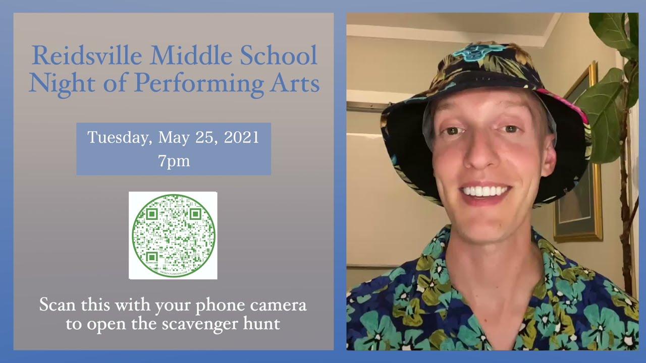 RMS Night of Performing Arts - May 25th at 7pm