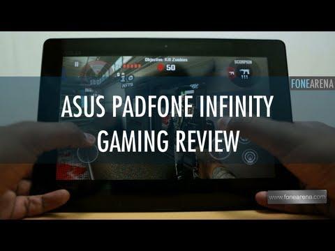 Asus Padfone Infinity Gaming Review