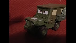 Road Trip Sarge Cars review JScars8
