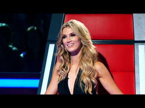 The Voice Australia: Casey Withoos (@CaseyWithoos) sings Sam