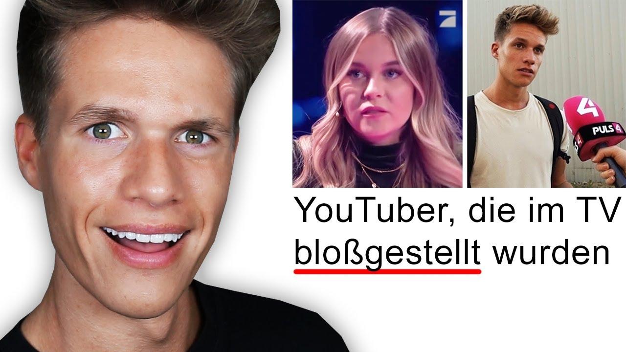 Download YouTuber, die im TV bloßgestellt wurden