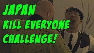 Japan Kill Everyone Challenge! - Hitman 2016