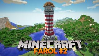 Minecraft: Como construir um Farol 2