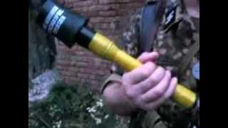 Страйкбольная граната М-24 .