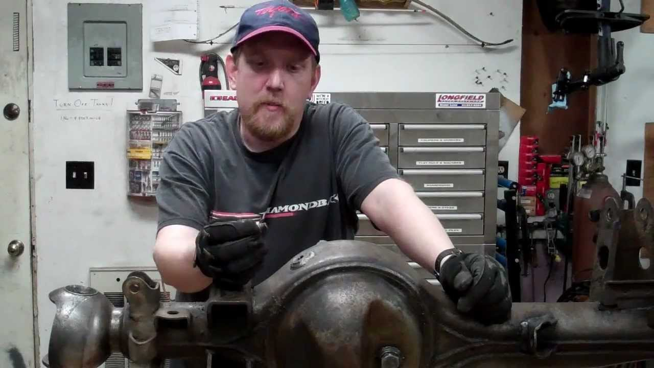 Toyota 4x4 Extended Differential Breathers How To Make