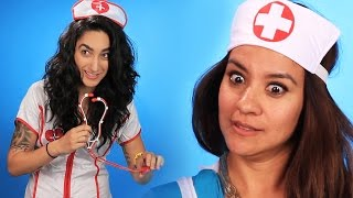 "Nurses Review ""Nurse"" Costumes"