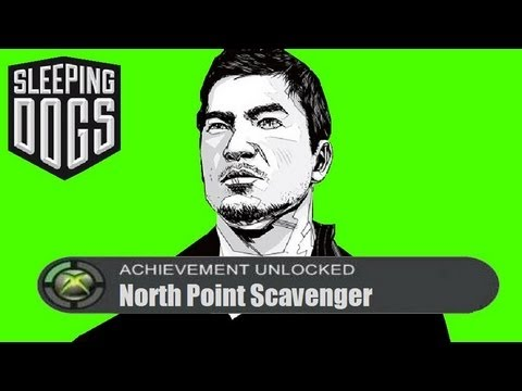 Sleeping Dogs North Point Scavenger Achievements | Trophy Guide