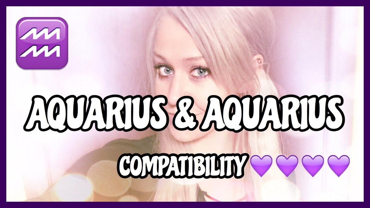 Aquarius & Aquarius // Compatibility