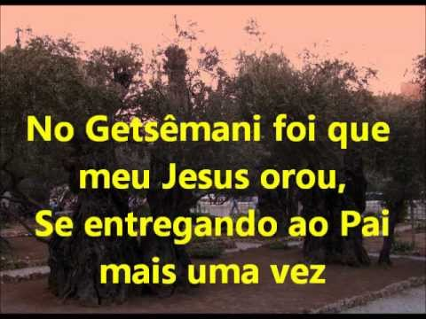 Getsêmani - Leonardo Gonçalves (playback legendado)