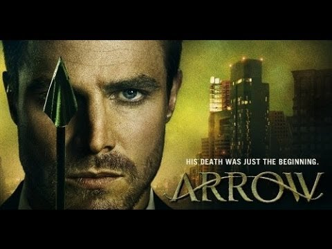 Arrow Vs Smallville Talk and More Comic book TV talk