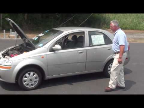 Scott Edelstein And The 2004 Chevy Aveo Youtube