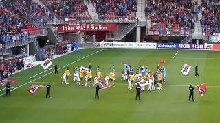 AZ Alkmaar - ADO Den haag 2-0