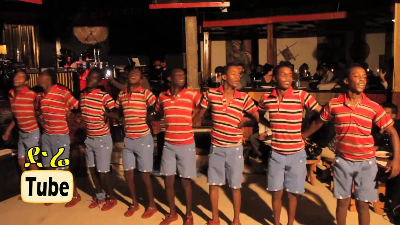 DireTube Video - WATCH! amazing Ethiopian Dance, International Jazz Day, Gion Hotel May 15/2015
