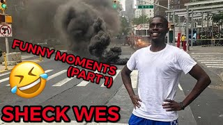 SHECK WES FUNNY MOMENTS [PART 1]