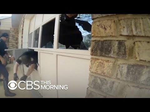 Body camera footage released of deadly Georgia police standoff with gunman