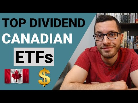 BEST CANADIAN ETFs FOR DIVIDENDS | TFSA Passive Income 2020