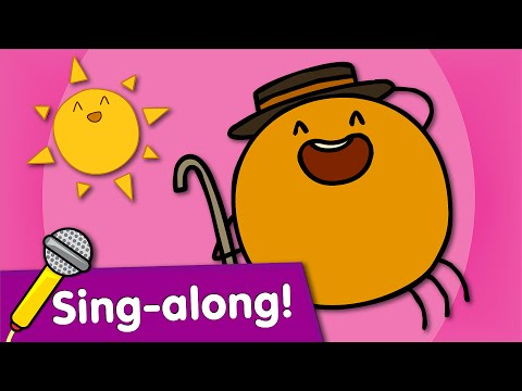 The Eensy Weensy Spider Sing-along | Kids Songs | #readalong with Super Simple Songs
