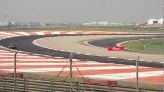 F1 Indian Grand Prix 2011 (No Music)