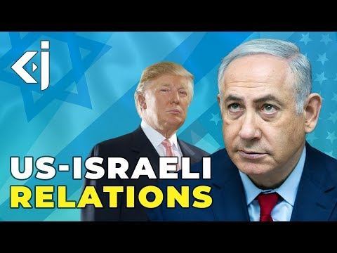 Why Is There A Special Relationship Between AMERICA And ISRAEL? - KJ Vids