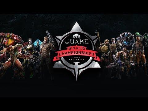 $1 Million Showdown - Quake World Championships Hype Trailer
