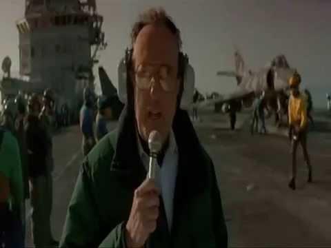 Marea Roja. Introducción de la película. Richard Valeriani (discurso informativo)