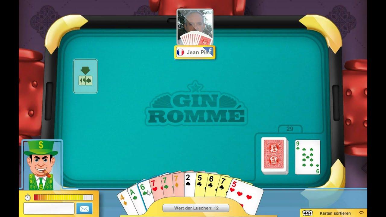 Rommé Online Spielen Kostenlos