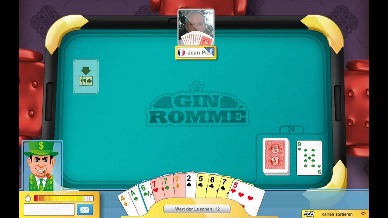 Romme Online Spielen