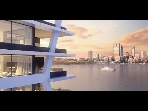ECHELON RESIDENCES - South Perth Esplanade, South Perth