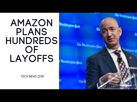 BBC | Amazon plans hundreds of layoffs | Tech news 2018