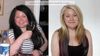 """Laihdutus Helsinki - Emma: """"Sanoivat että olen liian lihava!"""""""